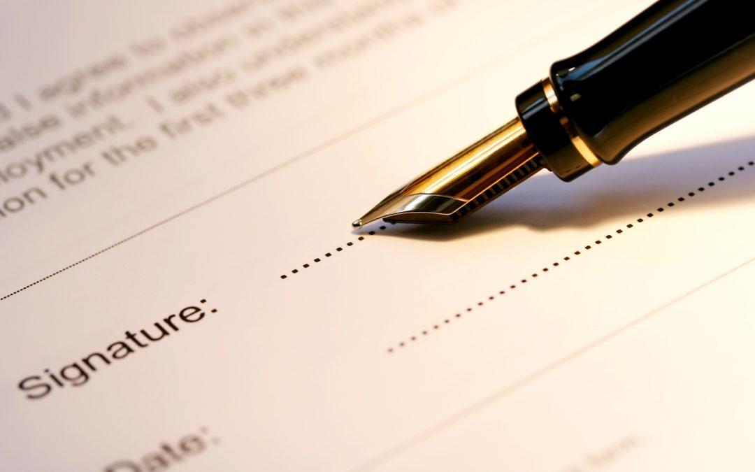 Quelques réflexion à faire avant de rencontrer le notaire pour rédiger votre testament
