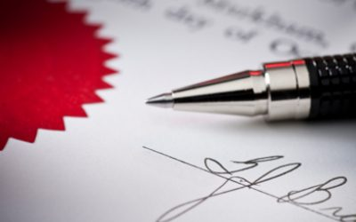 Your testament and the role of the notary in settling a succession
