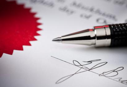 Le règlement d'une succession avec testament