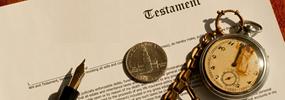 Le frais de notaire et le coûte d'un testament et mandat d'inaptitude