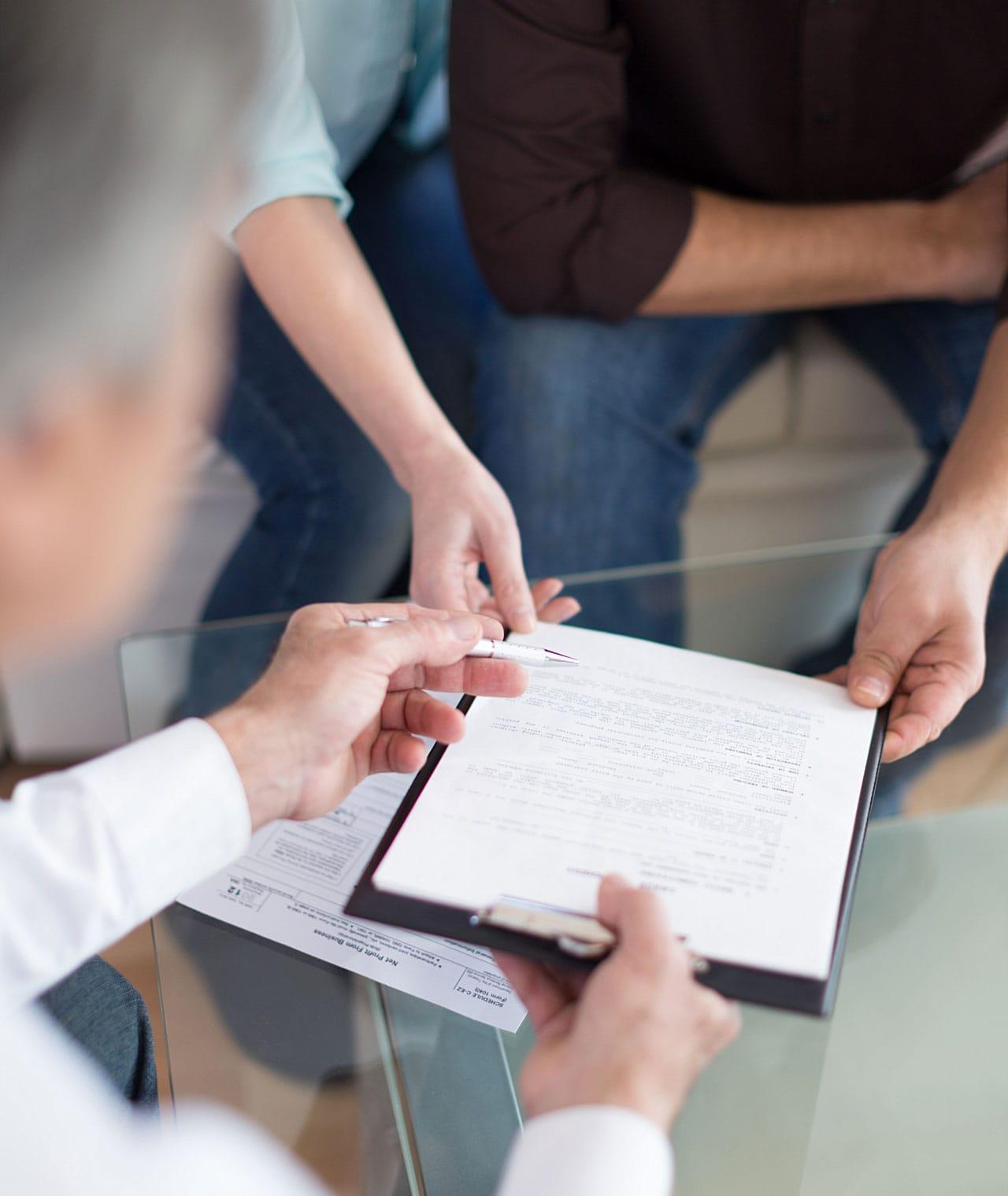 conseils notariés par un notaire experimentes dans le cadre de la préparation d'une succession